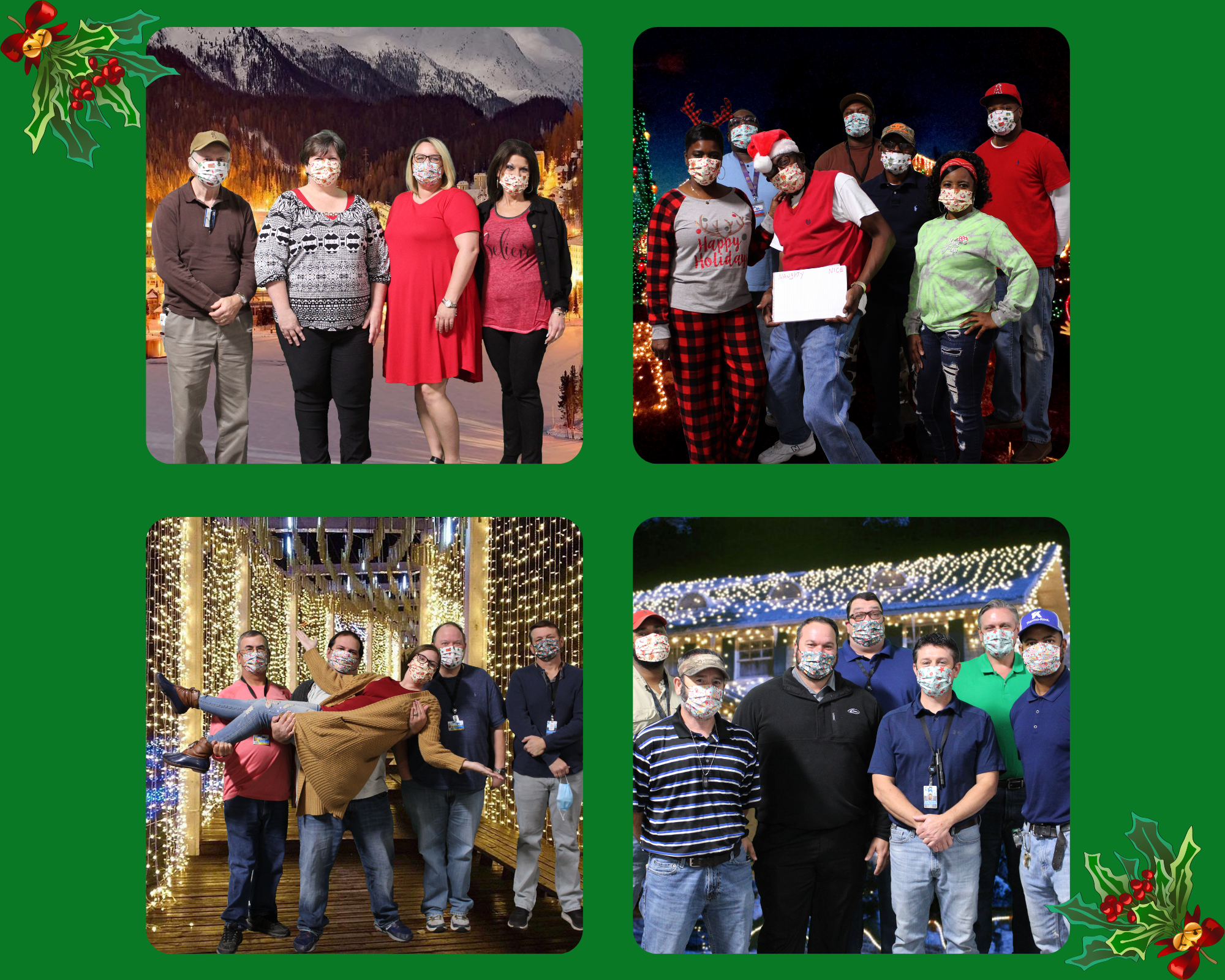 Thermo-Kool Christmas Photo Collage (2)