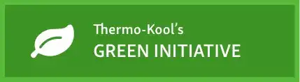 Learn more about our green initiative